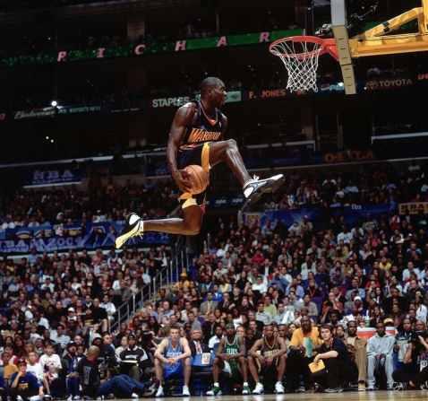 Jason Richardson Jump 1